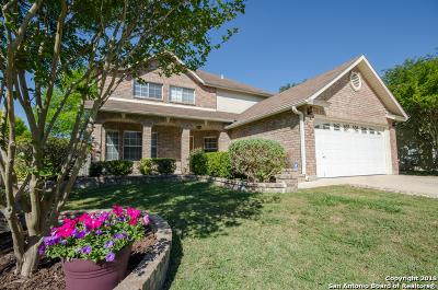 Schertz Single Family Home New: 2932 Candleberry Dr