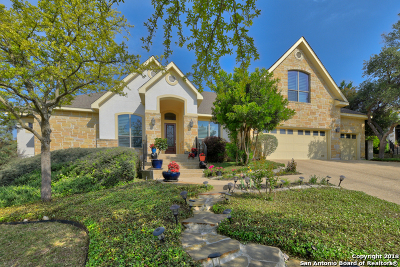 San Antonio Single Family Home For Sale: 17919 Texas Emmy Ln
