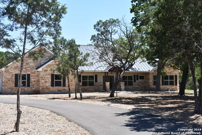 Bandera Single Family Home For Sale: 333 Old Camp Rd