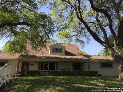 San Antonio TX Single Family Home New: $314,900