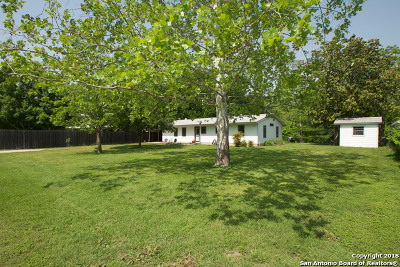 Guadalupe County Single Family Home New: 181 Waldrip