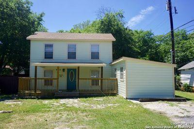 San Antonio Single Family Home New: 3105 Michigan Ave