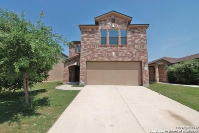 San Antonio Single Family Home New: 9847 Twinbear Creek