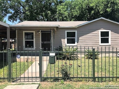 San Antonio Single Family Home New: 119 Merida St