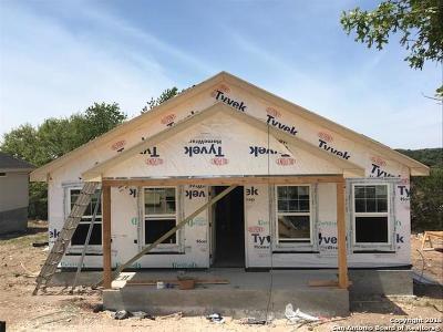 Canyon Lake Single Family Home For Sale: 877 Roadrunner Spur