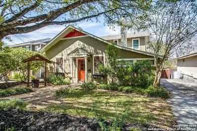 San Antonio Single Family Home New: 419 Normandy