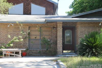 Single Family Home New: 6207 Thunder Dr