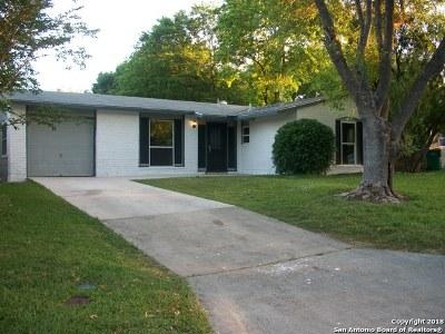 Converse Single Family Home New: 315 Deborah Dr