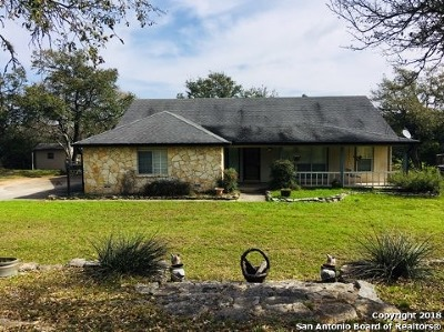 Bulverde Single Family Home For Sale: 32118 Lake Wind