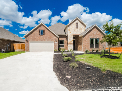 New Braunfels Single Family Home New: 1001 Carriage Loop