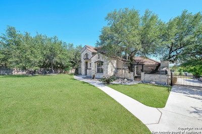Boerne Single Family Home New: 8132 Colonial Wds