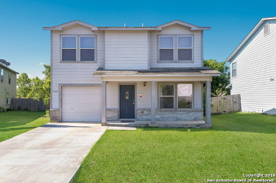 San Antonio TX Single Family Home New: $126,999