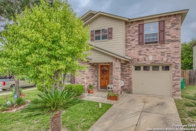 San Antonio TX Single Family Home New: $187,000