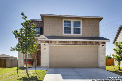 Selma Single Family Home Active RFR: 3819 Misty Quail