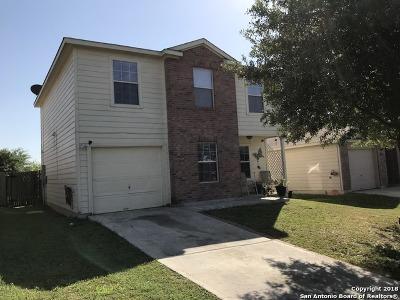 San Antonio TX Single Family Home New: $132,000