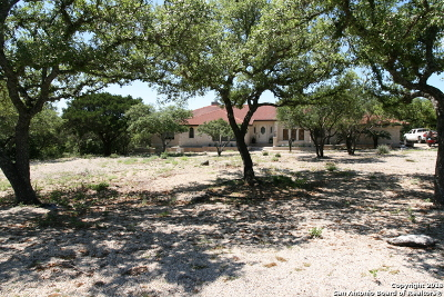 Helotes Single Family Home New: 10221 Rafter S Trail
