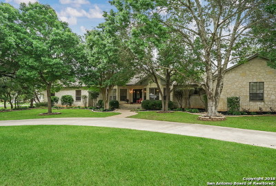 New Braunfels Single Family Home For Sale: 2857 Oak Run Pkwy