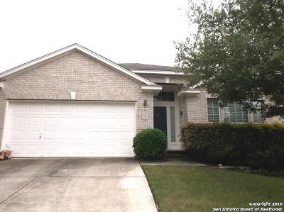 San Antonio Single Family Home Back on Market: 21234 Rio Sabinal