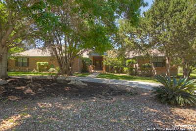 New Braunfels Single Family Home For Sale: 384 Hunters Creek Dr