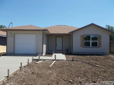 San Antonio TX Single Family Home New: $160,899