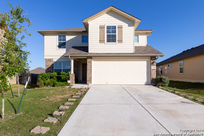 Schertz Single Family Home For Sale: 12150 Remilly Way