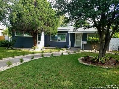San Antonio Single Family Home New: 150 Lilla Jean Dr