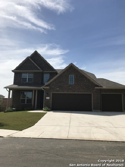 Converse Single Family Home New: 2703 Seal Pointe