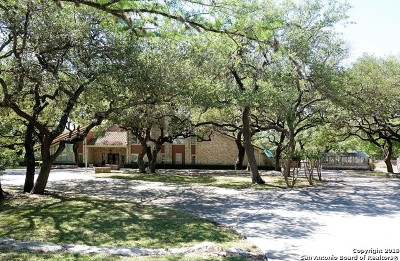 Boerne Single Family Home New: 29400 Raintree Ridge