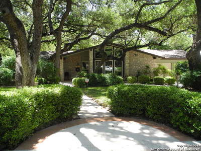 Single Family Home Price Change: 10922 Whispering Wind St