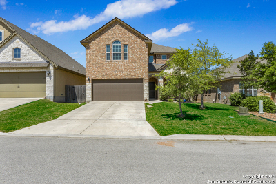 San Antonio Single Family Home New: 26218 Shady Acres
