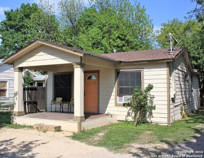 Helotes Multi Family Home Back on Market: 348 Kelsey Ave