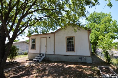 San Antonio Single Family Home New: 573 San Bernardo Ave