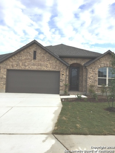 Guadalupe County Single Family Home New: 1047 Daylan Heights