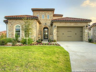 San Antonio Single Family Home For Sale: 22747 Estacado