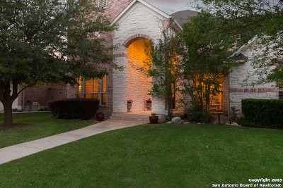Stonewall Estates, Stonewall Ranch Single Family Home For Sale: 3 Firethorn Trail