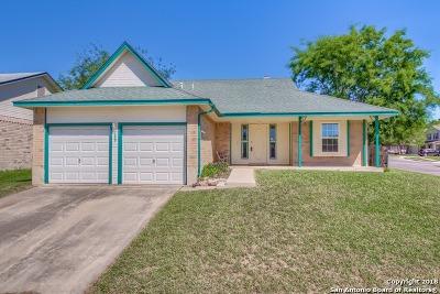 Live Oak Single Family Home Back on Market: 7829 Forest Briar