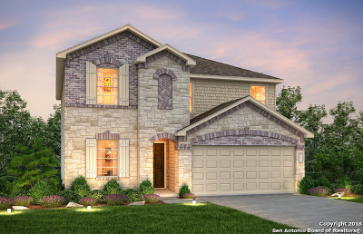 Converse Single Family Home New: 9818 Harbor Mist Ln