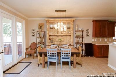 Boerne Single Family Home For Sale: 256 Horse Hill