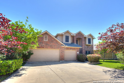 Cibolo Single Family Home For Sale: 129 Royal Troon Dr