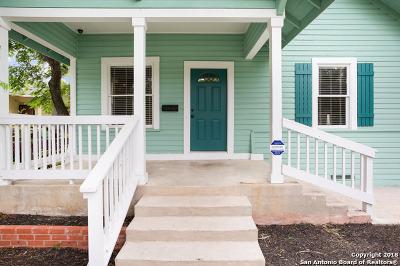 San Antonio Single Family Home Back on Market: 609 Denver Blvd