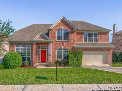 Single Family Home For Sale: 21103 Promontory Cir