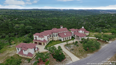 Helotes Single Family Home Active Option: 15530 Spur Clip