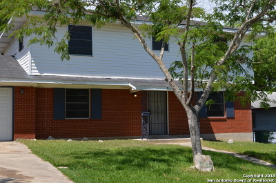 San Antonio Single Family Home Back on Market: 3923 Killarney Dr