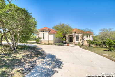 Comal County Single Family Home For Sale: 394 Turkey Cove