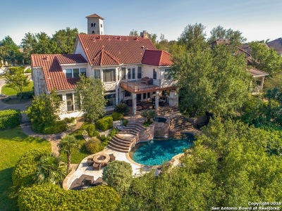 San Antonio Single Family Home For Sale: 20203 Messina