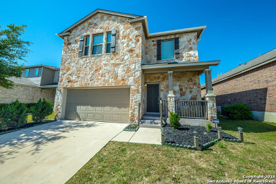 San Antonio Single Family Home New: 10307 Royal Estate
