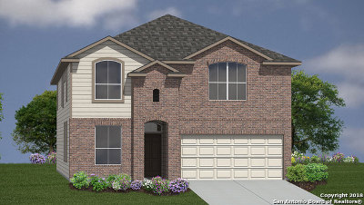San Antonio Single Family Home New: 5810 Calaveras Way