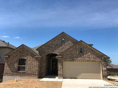 San Antonio Single Family Home New: 12806 Ray Roberts