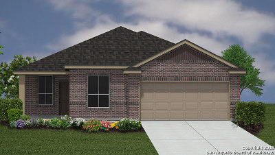 San Antonio Single Family Home New: 8939 Palomino Pony