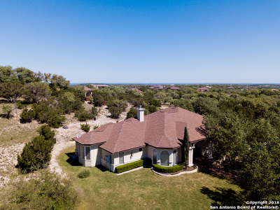 Canyon Lake Single Family Home For Sale: 1767 Mountain Springs